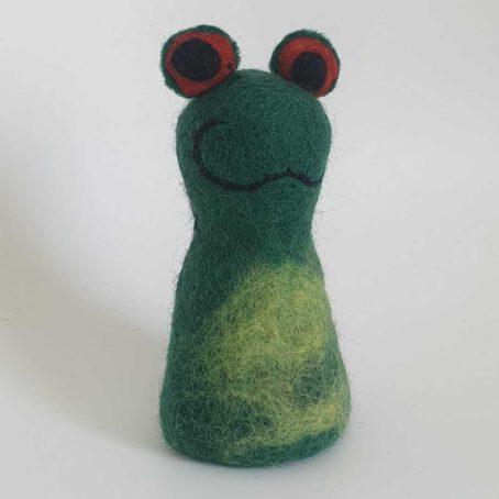 frosch-aus-filz