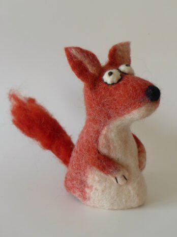 Filz-Eierwärmer Fuchs