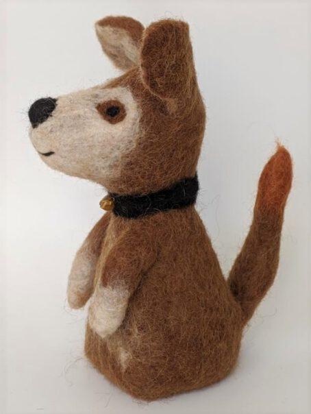 Filz Hund