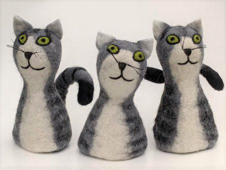 Filz Katzen